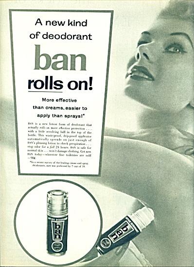 Ban vintage ad