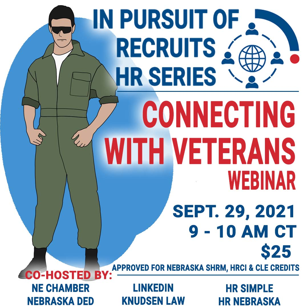 NE: In Pursuit of Recruits -Connecting with Veterans image