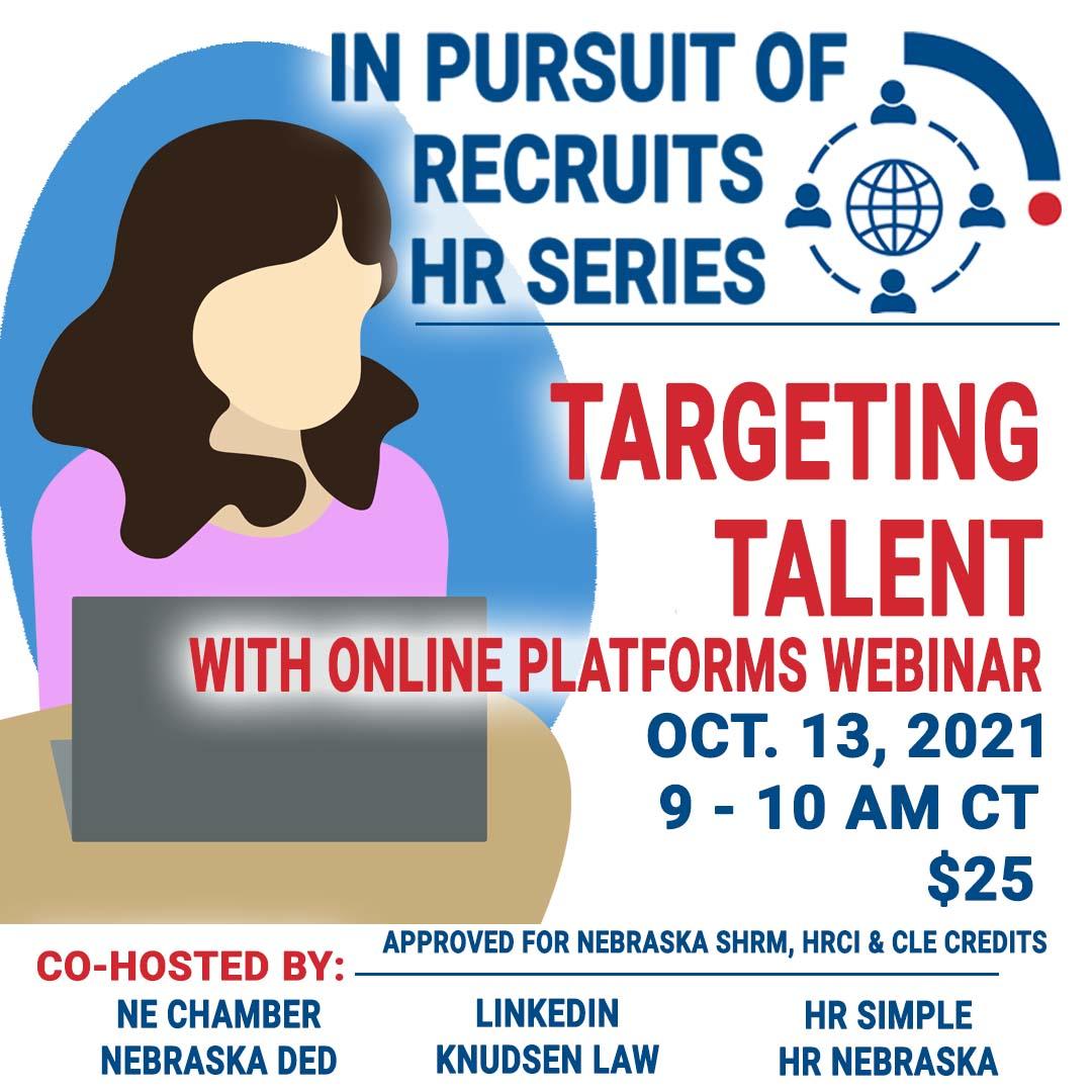 NE: Targeting Talent with Online Platforms image
