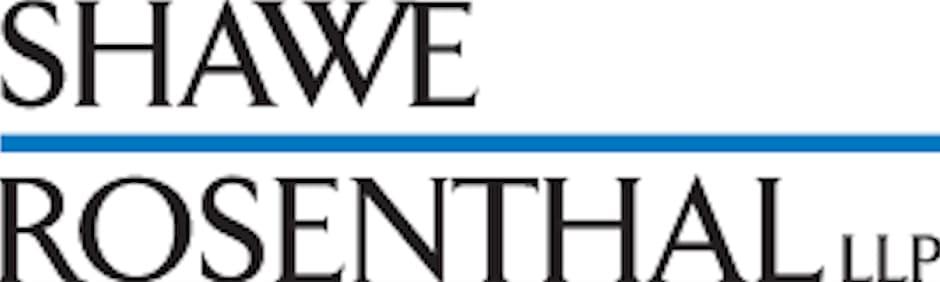 Logo for Shawe Rosenthal LLP
