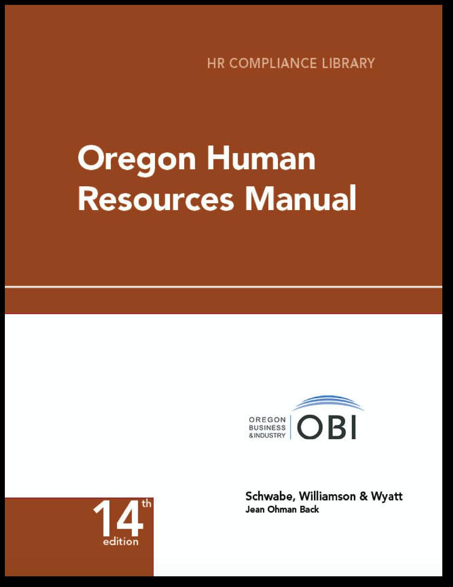 Oregon Prime employment law image